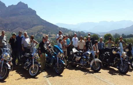 Harley-Tour